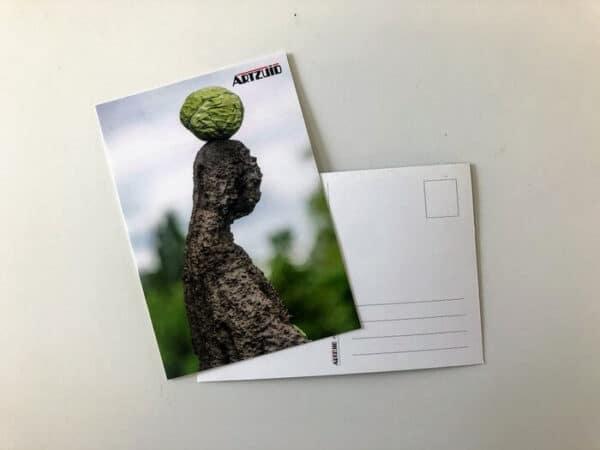 Artzuid ansichtkaarten 2019