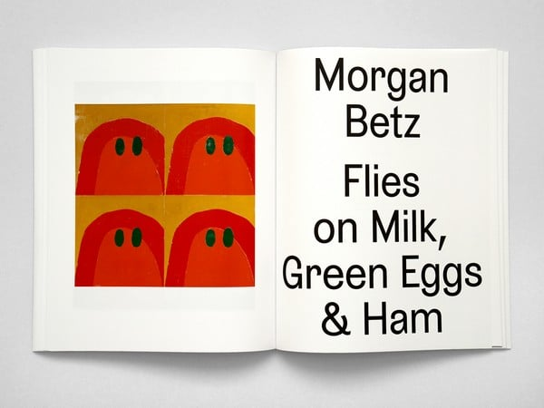 Morgan - Betz- Flies on Milk, Green Eggs & ham_tn